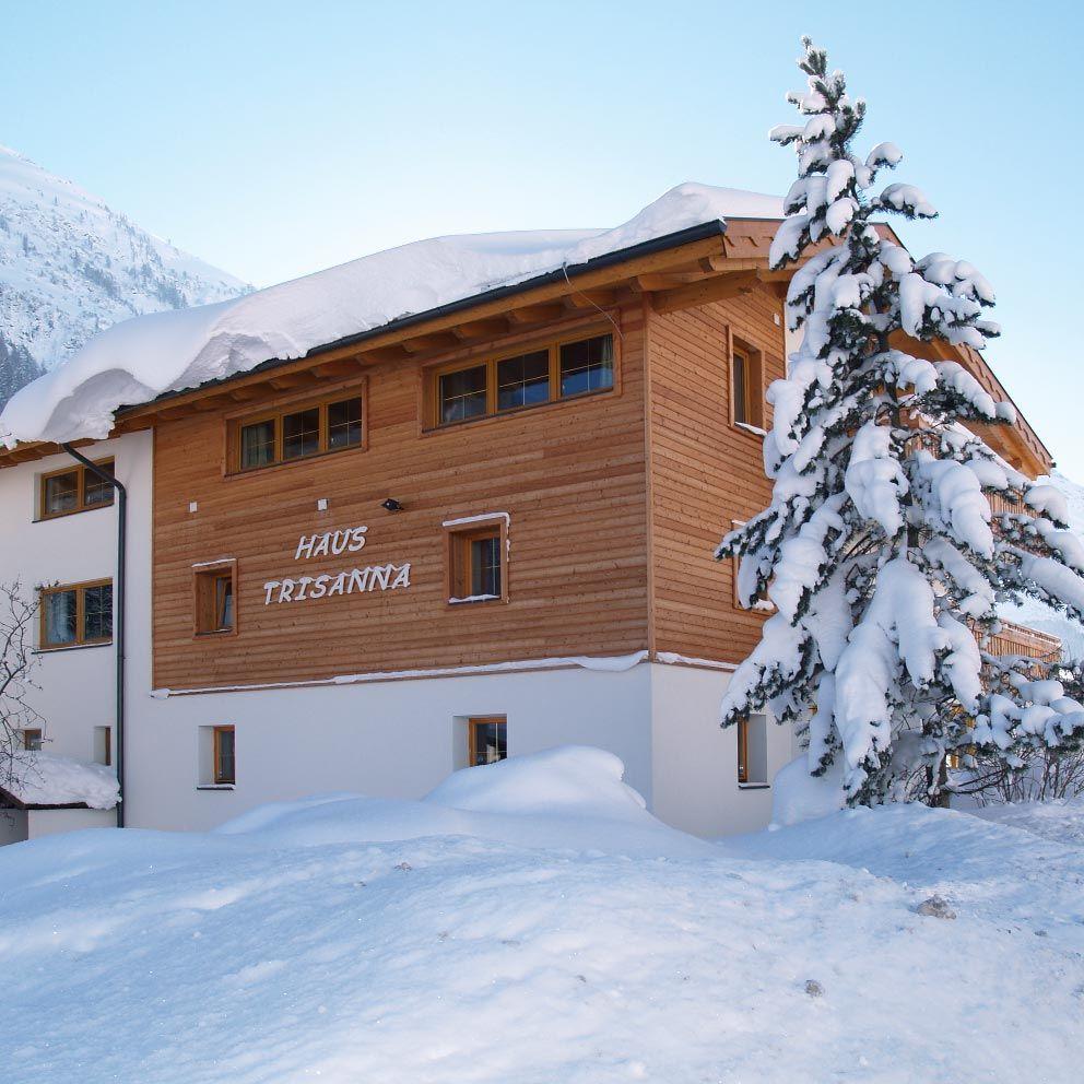 Haus Trisanna Galtür Allergiker freundliche Ferienwohnungen