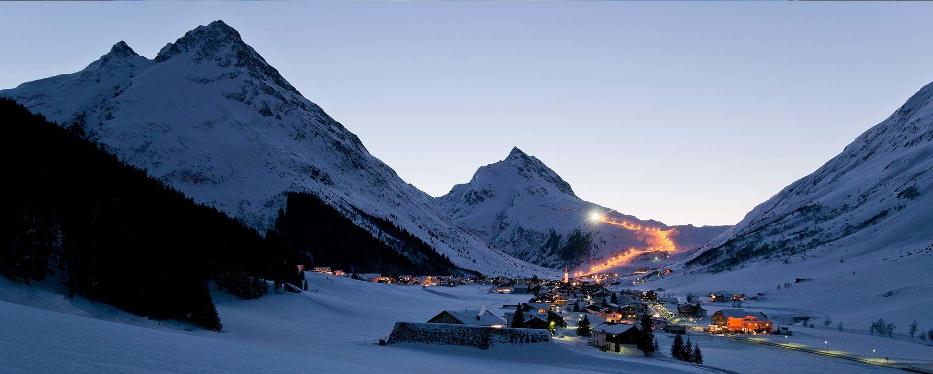 Skiurlaub Galtür Region Paznauntal/Ischgl