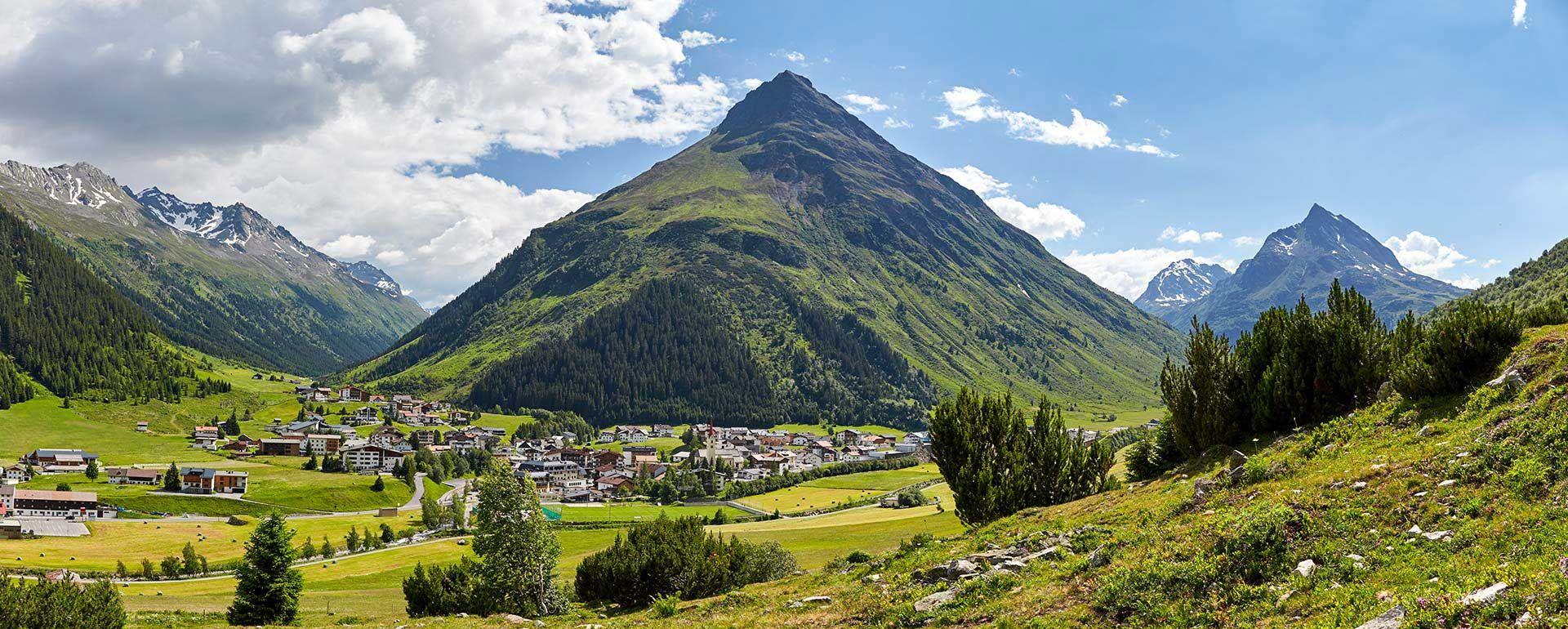 Galtür Erster Luftkurort in Tirol