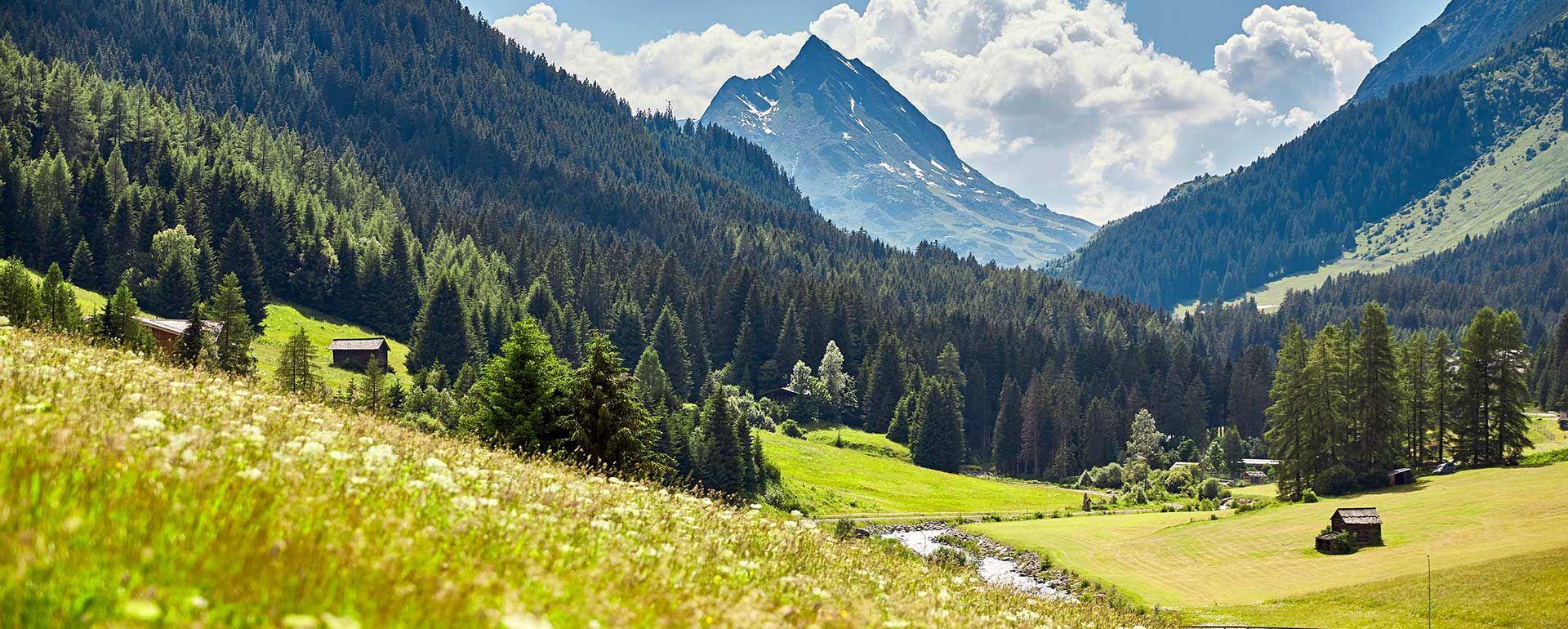 Sommerurlaub Galtür Erster Luftkurort in Tirol